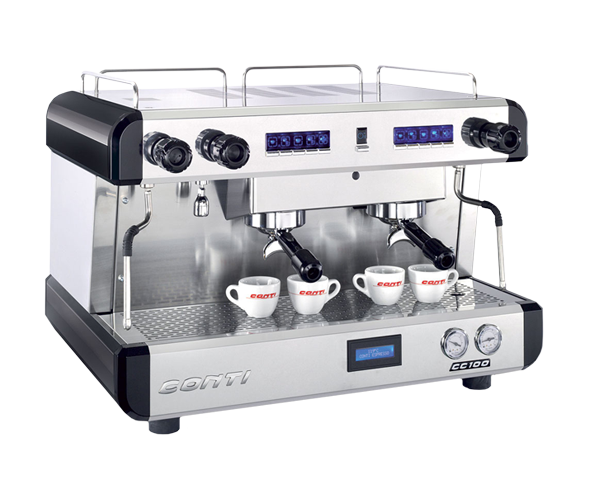 espresso machine, speciality coffee, two group